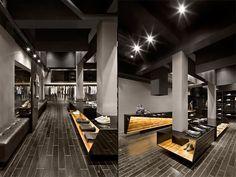 Aegis Shanghai flagship store by Coordination, Shanghai