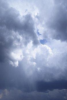 Donald  Erickson - Dramatic Cloudy Sky