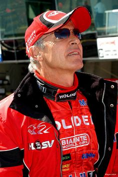 Peter Brock - Australian V-8 Supercars Icon.  RIP