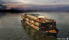 TRAVEL|ラグジュアリーな船旅「アクア・メコン」をカンボジアとベトナムを流れるメコン川で | Web Magazine OPENERS - SMART TRAVELER