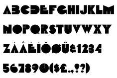 milton glaser logo font - Google Search