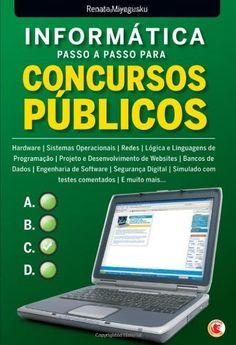 Informática passo a passo para Concursos Públicos (Portuguese Edition) - http://apostilasdacris.com.br/informatica-passo-a-passo-para-concursos-publicos-portuguese-edition-2/