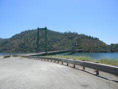 Bridge at Lake Oroville