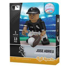 Chicago White Sox OYO Generation 5 Limited Edition Minifigure - Jose Abreu #ChicagoWhiteSox