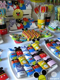 Mickey Mouse Birthday Party Ideas | Photo 4 of 23