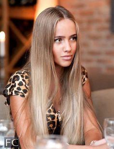#blondeombre #longhair #silkyhair #beautiful