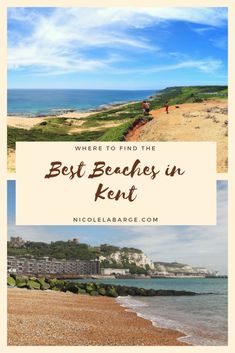 With over 50 beaches in Kent UK which ones are the best beaches? This guide will help you pick a beach for swimming water sports relaxing or for families. Click save for later. Europe Travel Tips, Places To Travel, Travel Destinations, Places To Visit, European Travel, Travel Stuff, Budget Travel, What Is A Beach, Broadstairs Beach