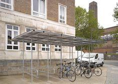 Znalezione obrazy dla zapytania bike shed