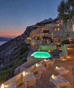 Santorini' by Juampi*