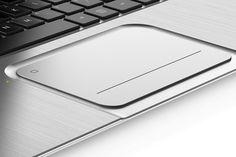 HP Spectre XT TouchSmart Ultrabook Touchpad