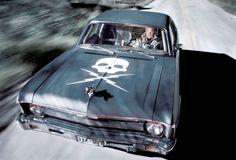 Daily Turismo: 15k: Death Proof: 1970 Chevrolet Nova Movie Car
