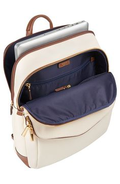 Travel Bags for Women - Backpacks & Sling Bags - Tumi United States Laptop Backpack, Backpack Bags, My Bags, Purses And Bags, Estilo Navy, Back Bag, Stylish Backpacks, Designer Backpacks, Tumi