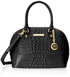 Anne Klein Pretty In Pink Dome Satchel Top Handle Bag, Black, One Size Anne Klein http://www.amazon.com/dp/B00MPG396Y/ref=cm_sw_r_pi_dp_4vKwub1MQS8S9