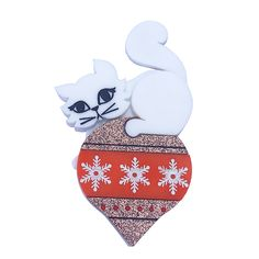 SNOWY KITTY CHRISTMAS