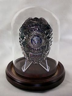 We offer many styles of the finest Badge display cases for Police, Firefighters, Law Enforcement, EMT and Military Badges, Patches and Metals. Police Retirement Party, Police Party, Retirement Parties, Retirement Gifts, Retirement Ideas, Cop Wife, Police Wife Life, Law Enforcement Badges, Police Academy