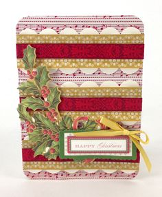© Anna Griffin, Inc. Christmas Washi Tape