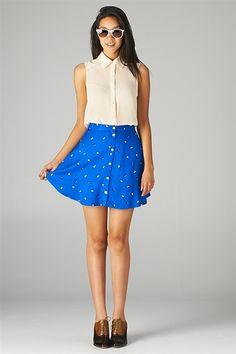 Penguin skirt, cute!!