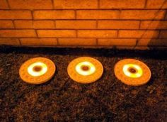 Homebrite 33843-3 Homebrite Set of 3 Solar Power Round White Wash Stepping Stones by Homebrite. $59.95. Creates An illuminated Pathway by Night.. 4 Super Bright Amber LEDs ignite a Cozy Light Show at Night. Set of 3 Solar Power Round White Wash Stepping stones. For Ages 12 and up. Add a Great Value to each Home. Set of 3 Solar Power Round White Wash Stepping Stones. Set of 3 Solar Power Round White Wash Stepping stones. For Ages 12 and up. Creates An illuminated Pathway by Night...