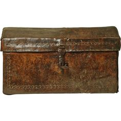 Colonial Leather Arcon from Colonial Arts