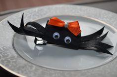 Spider Halloween Clip Toddler Hair Clip  Baby by katelynnskloset, $5.50
