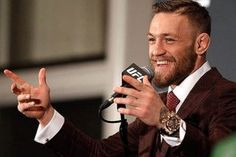 Conor McGregor Offers Words Of Wisdom To Fighters Pissed Off With UFC - http://viralfeels.com/conor-mcgregor-offers-words-of-wisdom-to-fighters-pissed-off-with-ufc/