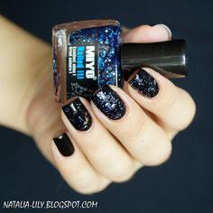 natalia-lily: Beauty Blog: MIYO NAILED IT! no 03 SUPERNOVA   Mój Sylwestrowy Manicure