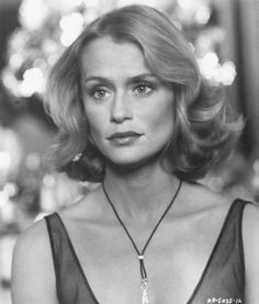 Portrait of Lauren Hutton by John Shannon in American gigolo directed by Paul Schrader, 1980