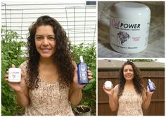 Natural Hair Products (Morrocco Method)