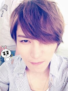 Cutie darling, I miss you~ #WaitingforJaejoong #ジェジュン #김재중 #金在中 #기다릴게 #사랑해 #Jejung #Jaejoong