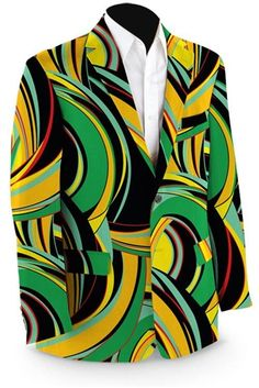 Mens Sport Coats by Loudmouth Golf - Bent Grass.  Buy it @ ReadyGolf.com