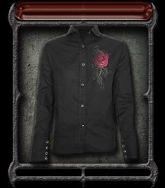 Gothic Clothing and Gothic Fashion, Men's and Women' Gothic Clothing from Spiral Direct, UK