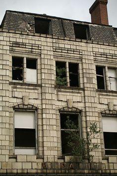Derelict Buildings by tim ellis, via Flickr