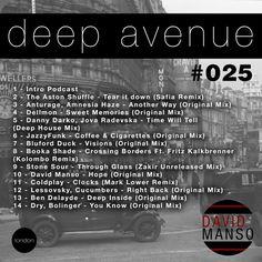 Deep Avenue #025