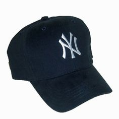 GrandSlamNewYork.com - Yankees Infant Navy Cap, $12.99 (http://www.grandslamnewyork.com/products/Yankees-Infant-Navy-Cap.html)