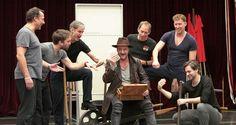 Probeneindruck im Ronacher Musicals, Musical Theatre