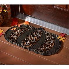 Pumpkin Doormat | Kirklands