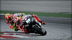 Sepang - 2nd Malaysian test MotoGP 2012 - Hayden & Rossi
