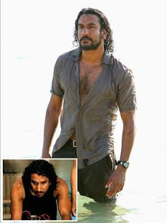 Lost, Naveen Andrews | SAYID JARRAH (NAVEEN ANDREWS) When: Season 6, episode 14, ''The Candidate'' How: Following his death and resurrection, Sayid appeared to be possessed. (He told the…