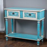 Found it at Wayfair - Rainier Console Table