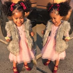 Spreading a little love and light from this beautyToo cute jada smith Little Girl Hairstyles Black beautyToo Cute jada light love smith Spreading Black Baby Girls, Cute Black Babies, Cute Baby Girl, Cute Kids Fashion, Baby Girl Fashion, Toddler Fashion, Black Kids Fashion, Black Baby Hairstyles, Cute Hairstyles For Kids