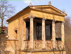 Potsdam Villa Illaire, 1845, Pavillion
