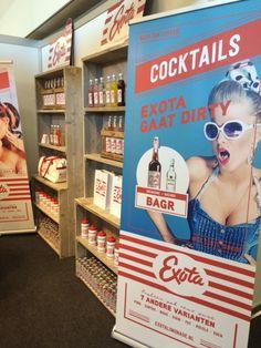 Sinds maart 2015 is hetvan oorsprong Nederlandse limonademerk Exota weer terug op de markt. In 1975 ging de Dongense limonadegazeusefabriek Exota, die in 1923 was ontstaan,failliet.Maar de felg…
