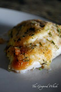 Parmesan Crusted Chicken - Simple, Quick, and Amazing!