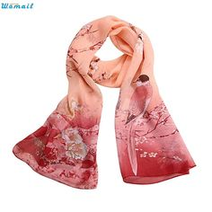 Scarf. Chiffon Soft Neck Scarf Shawl Scarves Stole WrapsDeep discounts on over 300 products that enhance your life from day to day! Items for men and women of all ages, also teenagers. Take a look at our #jewelry #handbags #outerwear #electronicaccessories #watches #umbrellas #gpspettracker  #sunglasses #Songbirddeals #Purses