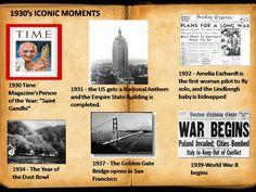 Iconic Moments