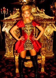 Get it, Beyoncé!