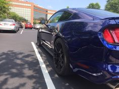 Post Pix of your with aftermarket wheels and tires S550 Mustang, Ford Mustang Shelby, Aftermarket Wheels, Car Ford, Wheels And Tires, Muscle Cars