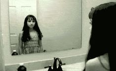 19 Creepy GIFS That Will Haunt You in Your Dreams. #1 Gives Me Scary Look!