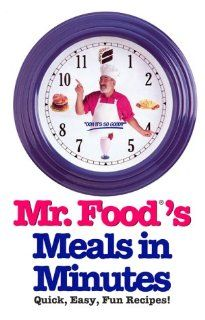 Mr. Food Meals in Minutes: Art Ginsburg