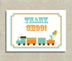 Thank You Card - digital file $6.00